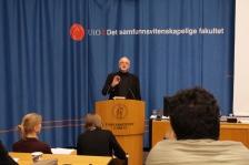 Gudmund Hernes gir en kjapp innføring i de klassiske økonomene.